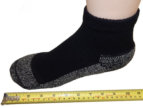 Cushees Thick Ankle Socks 3-pack