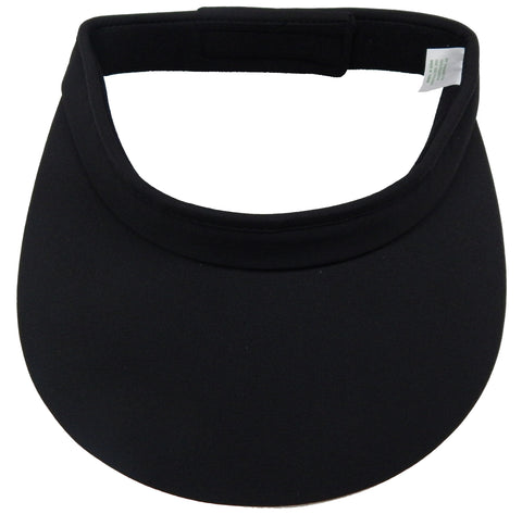 "Cushees Wide Visor w/ Velcro - 4"" (232)"