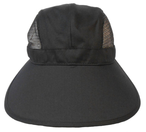 Scoop Hat with Mesh Sides (248)