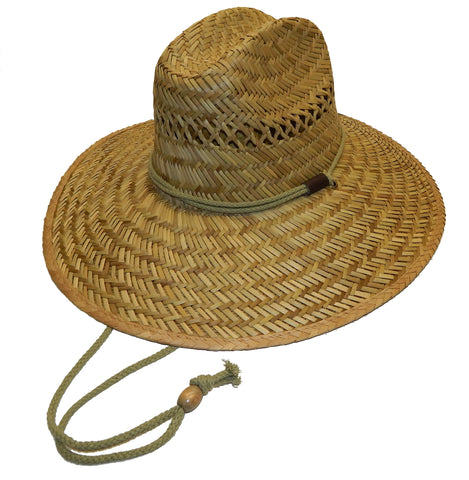 Lifeguard Straw Hat (359)