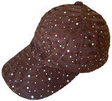 Sparkle Ball Cap  (630)