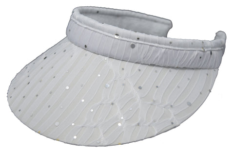 Sparkle Clip-On Sun Visor (634)