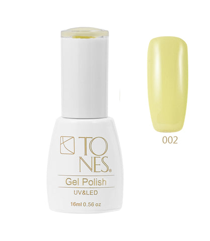 Gel Polish # 002 / 16 ml / 0.56 fl oz | Gel de Color # 002 / 16 ml / 0.56 fl oz