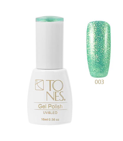 Gel Polish # 003 / 16 ml / 0.56 fl oz | Gel de Color # 003 / 16 ml / 0.56 fl oz