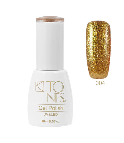 Gel Polish # 004 / 16 ml / 0.56 fl oz | Gel de Color # 004 / 16 ml / 0.56 fl oz