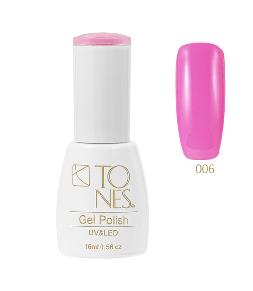Gel Polish # 006 / 16 ml / 0.56 fl oz | Gel de Color # 006 / 16 ml / 0.56 fl oz