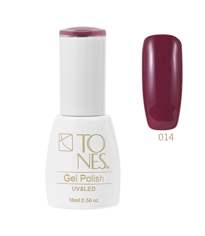 Gel Polish # 014 / 16 ml / 0.56 fl oz | Gel de Color # 014 / 16 ml / 0.56 fl oz