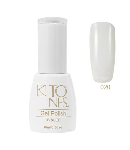 Gel Polish # 020 / 16 ml / 0.56 fl oz | Gel de Color # 020 / 16 ml / 0.56 fl oz