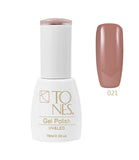 Gel Polish # 021 / 16 ml / 0.56 fl oz | Gel de Color # 021 / 16 ml / 0.56 fl oz
