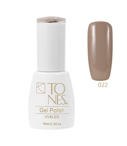 Gel Polish # 022 / 16 ml / 0.56 fl oz | Gel de Color # 022 / 16 ml / 0.56 fl oz
