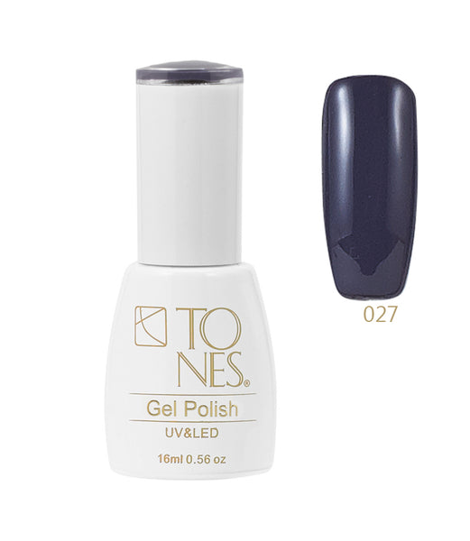 Gel Polish # 027 / 16 ml / 0.56 fl oz | Gel de Color # 027 / 16 ml / 0.56 fl oz