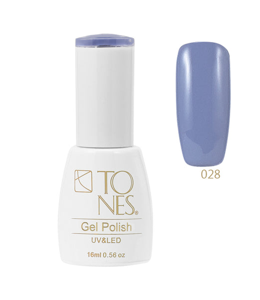Gel Polish # 028 / 16 ml / 0.56 fl oz | Gel de Color # 028 / 16 ml / 0.56 fl oz