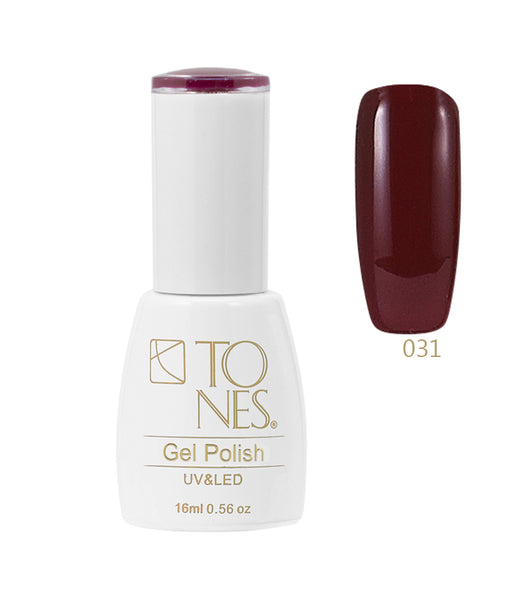 Gel Polish # 031 / 16 ml / 0.56 fl oz | Gel de Color # 031 / 16 ml / 0.56 fl oz