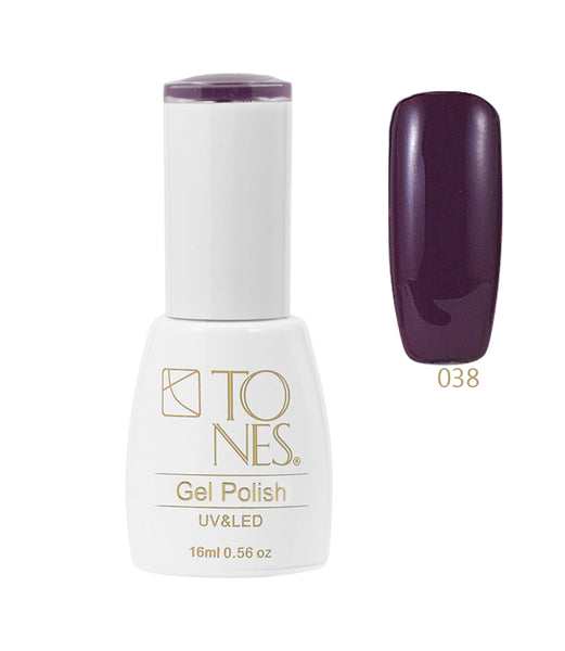 Gel Polish # 038/ 16 ml / 0.56 fl oz | Gel de Color # 038 / 16 ml / 0.56 fl oz