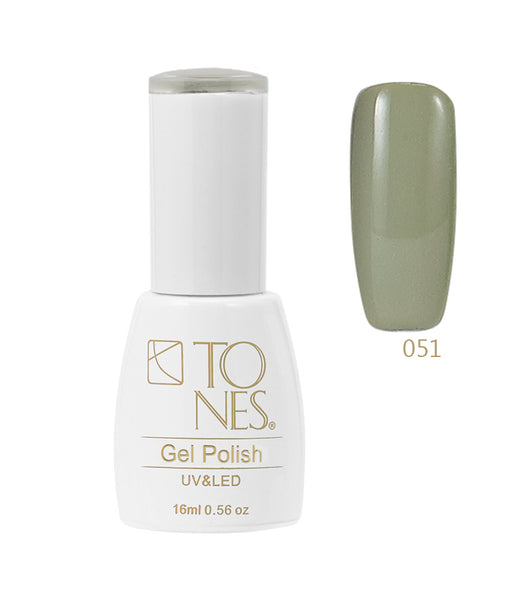 Gel Polish # 051/ 16 ml / 0.56 fl oz | Gel de Color # 051/ 16 ml / 0.56 fl oz
