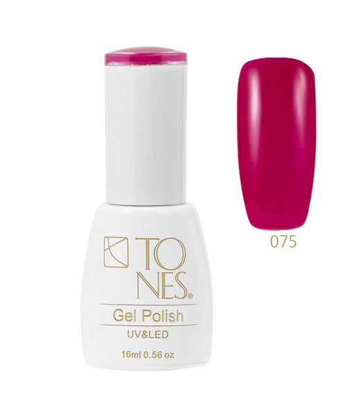 Gel Polish # 075/ 16 ml / 0.56 fl oz | Gel de Color # 075/ 16 ml / 0.56 fl oz