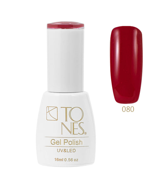 Gel Polish # 080/ 16 ml / 0.56 fl oz | Gel de Color # 080/ 16 ml / 0.56 fl oz