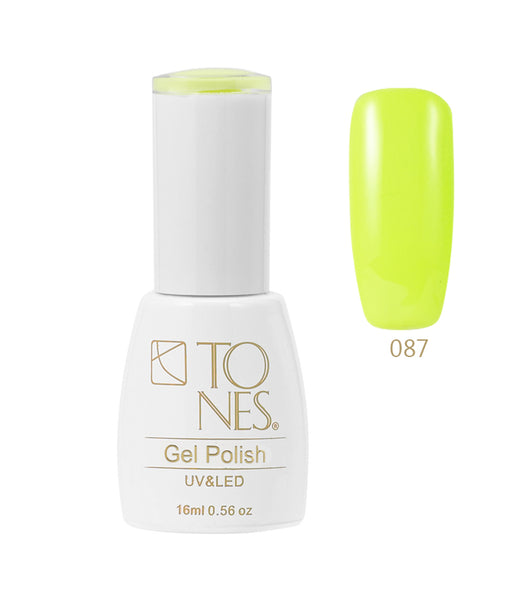 Gel Polish # 087/ 16 ml / 0.56 fl oz | Gel de Color # 087/ 16 ml / 0.56 fl oz