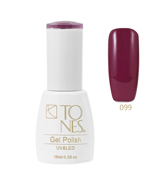 Gel Polish # 099/ 16 ml / 0.56 fl oz | Gel de Color # 099/ 16 ml / 0.56 fl oz