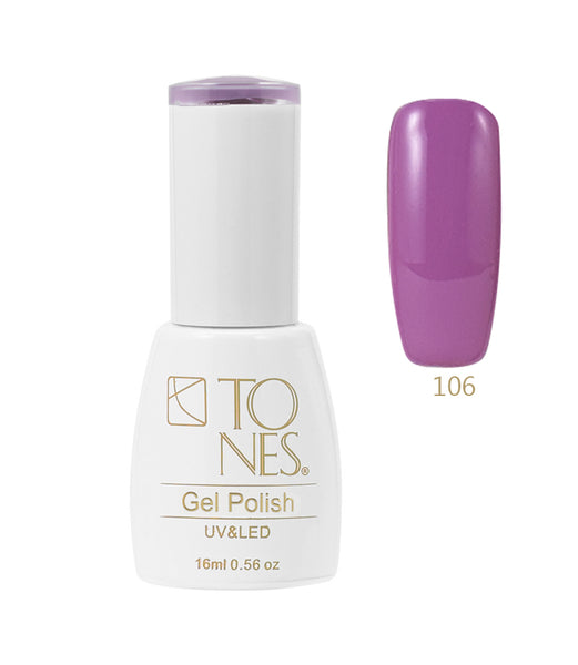 Gel Polish # 106/ 16 ml / 0.56 fl oz | Gel de Color # 106/ 16 ml / 0.56 fl oz