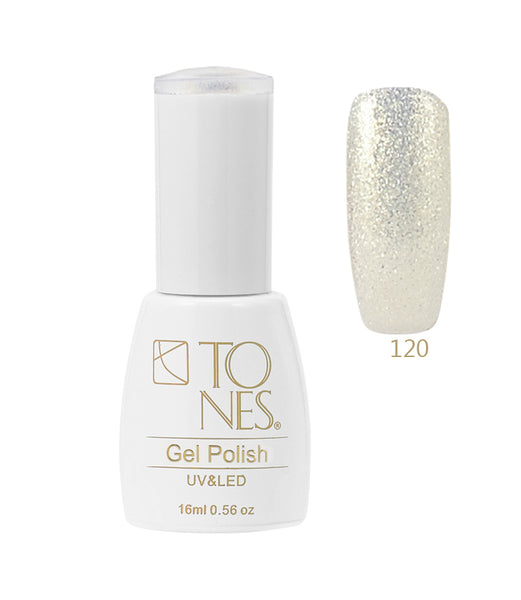 Gel Polish # 120/ 16 ml / 0.56 fl oz | Gel de Color # 120/ 16 ml / 0.56 fl oz