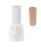 Gel Polish #122/ 16 ml /0.56 fl oz / Gel de Color #122 / 16 ml /0.56 fl oz