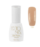 Gel Polish #124/ 16 ml /0.56 fl oz / Gel de Color #124 / 16 ml /0.56 fl oz