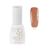 Gel Polish #125/ 16 ml /0.56 fl oz / Gel de Color #125 / 16 ml /0.56 fl oz