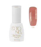 Gel Polish #126/ 16 ml /0.56 fl oz / Gel de Color #126/ 16 ml /0.56 fl oz