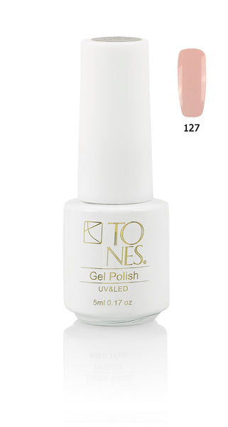 Sample Gel Polish # 127 / 5 ml / 0.17 fl oz | Gel de Color # 127 / 5 ml / 0.17 fl oz