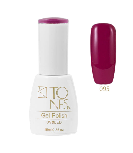 Gel Polish # 095/ 16 ml / 0.56 fl oz | Gel de Color # 095/ 16 ml / 0.56 fl oz