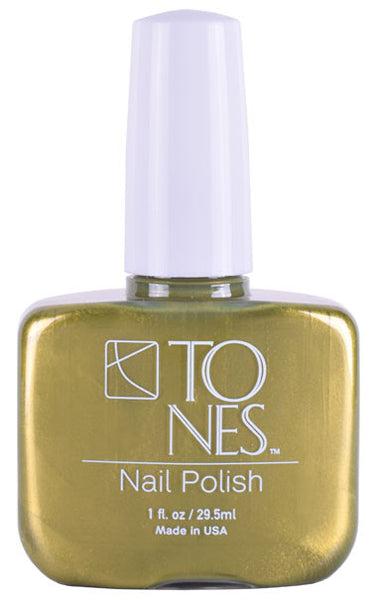 Nail Polish - Antique Green: 29.5 ml / 1 fl oz | Esmalte de Uñas - Antique Green: 29.5 ml / 1 fl oz - Tones