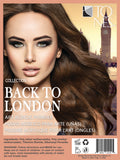1/2 oz Individual Acrylic Art Powder Collection: Back to London | Colección de Polvos para Arte: Back to London