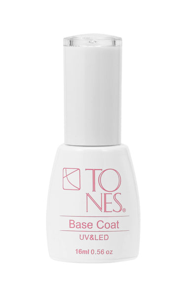 Gel Polish Base Coat - 16 ml / 0.56 fl oz | Base Gel : 16 ml / 0.56 fl oz