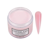 "Coverland Limited Edition Acrylic Powder 3.5 ""Blush Pink"" 