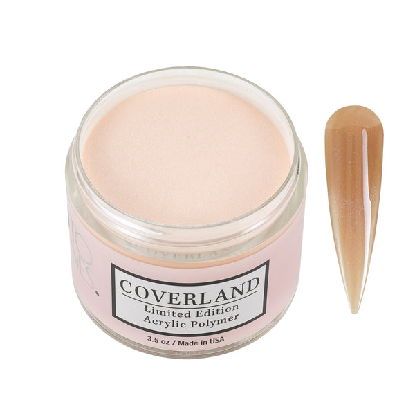 "Coverland Limited Edition Acrylic Powder 3.5 ""Bombshell"""