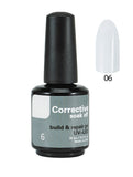 Color Corrective Soak off Gel No. 06  15 ml  0.5 fl oz / Gel Correctivo de Color  No. 06  15 ml  0.5 fl oz