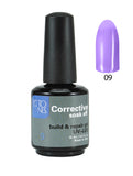 Corrective Soak off Gel No. 09  15 ml  0.5 fl oz / Gel Correctivo de Color  No. 09  15 ml  0.5 fl oz