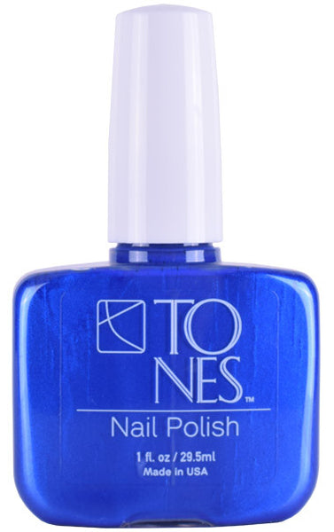 Nail Polish - Electric Blue: 29.5 ml / 1 fl oz | Esmalte de Uñas - Electric Blue: 29.5 ml / 1 fl oz - Tones