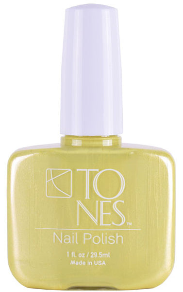 Nail Polish - Fresh Yellow: 29.5 ml / 1 fl oz | Esmalte de Uñas - Fresh Yellow: 29.5 ml / 1 fl oz - Tones