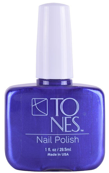 Nail Polish - Galactic Blue: 29.5 ml / 1 fl oz | Esmalte de Uñas - Galactic Blue: 29.5 ml / 1 fl oz - Tones