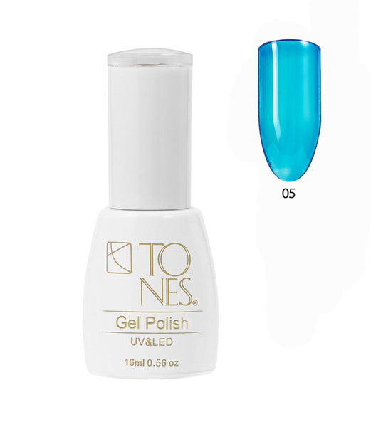 Glass Gel Polish # 05 / 16 ml / 0.56 fl oz | Gel de Color Glass # 05 / 16 ml / 0.56 fl oz