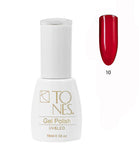 Glass Gel Polish # 10 / 16 ml / 0.56 fl oz | Gel de Color Glass # 10 / 16 ml / 0.56 fl oz
