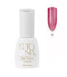 Glass Gel Polish # 11 / 16 ml / 0.56 fl oz | Gel de Color Glass # 11/ 16 ml / 0.56 fl oz