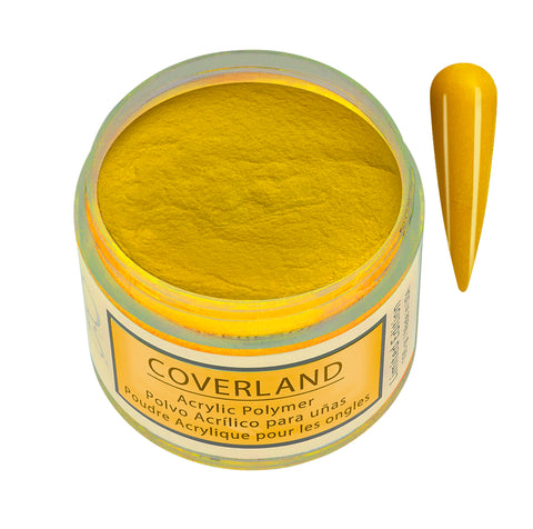 "Coverland Acrylic Powder 1.5 oz ""Golden Hour"" Limited Edition 