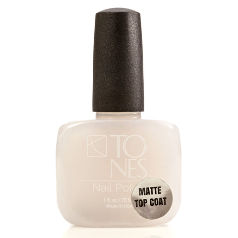 Matte Top Coat 29.5 ml / 1 fl oz | Matte Sellador 29.5 ml / 1 fl oz - Tones - 1