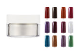 1/2 oz Individual Acrylic Art Powder Collection: Jewel II | Colección de Polvos para Arte: Jewel II