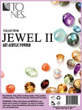 Acrylic Art Powder Collection: Jewel II | Colección de Polvos para Arte: Jewel II - Tones - 2
