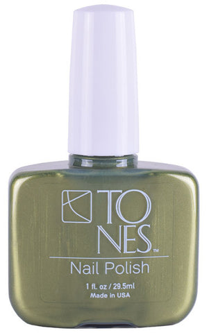 Nail Polish - Jungle Green: 29.5 ml / 1 fl oz | Esmalte de Uñas - Jungle Green: 29.5 ml / 1 fl oz - Tones