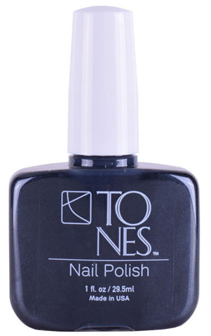 Nail Polish - Luster Black: 29.5 ml / 1 fl oz | Esmalte de Uñas - Luster Black: 29.5 ml / 1 fl oz - Tones